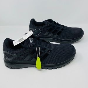 Energy Cloud Black on Black adidas runners NEW !!!